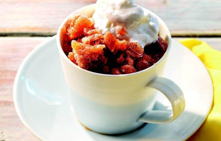 Ricetta Granita al caffè - Le ricette de La Cucina Italiana