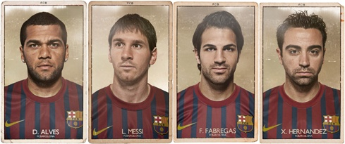 Top Barcelona players