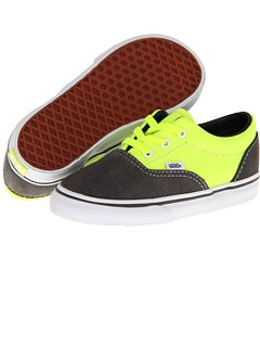 Neon Vans for Kids at 6pm. Free shipping, get your brand fix!