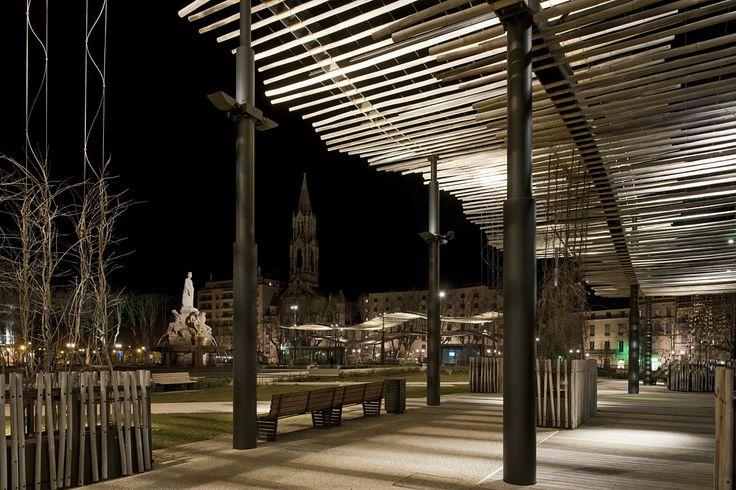 ERCO - Descubrir la luz - Community - Esplanade Nîmes