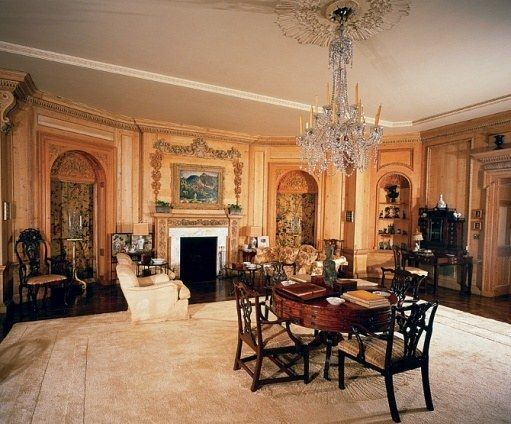 Tour Jack Warner's Neoclassical-Style Mansion in Beverly Hills | Architectural…