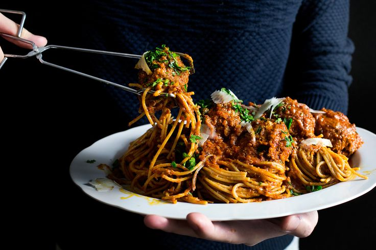 Upgrade your spaghetti with Pepperoni Meatballs.