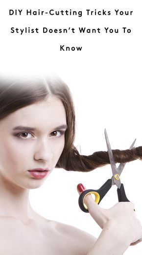 How to cut your own hair and avoid paying $$$