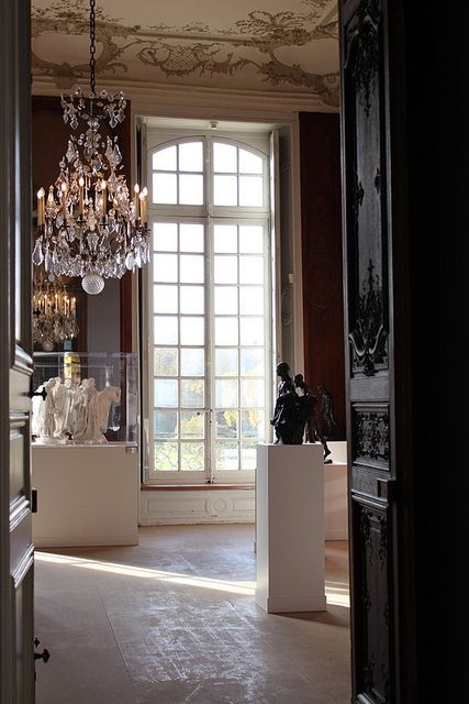 Musée Rodin, Paris...one of my favorite places, especially the gardens in back. I spent many a day there.  Dreamy.