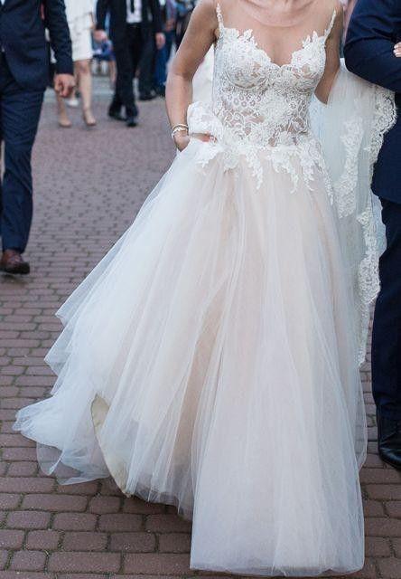 Suknie Victoria Soprano Adelfine 1 60000zł Używane Suknie