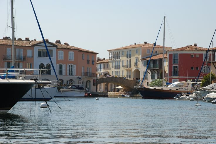 Port-Grimaud,France