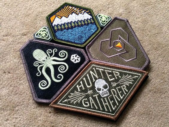 Graphic design inspiration patch design patches and for Kitchen design 10 5 full patch