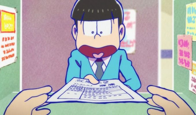 Osomatsu-san Episode 1 To Be Pulled From Circulation
