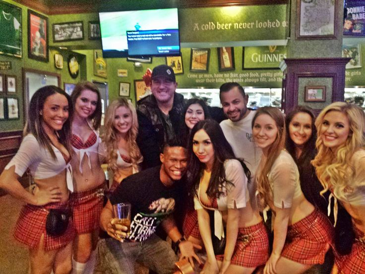 The Tilted Kilt Pub Restaurant Rancho Cucamonga Locations ...