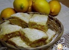 *Лимонное печенье