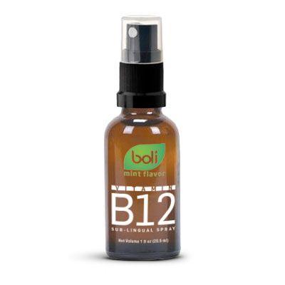 Sublingual Vitamin B-12