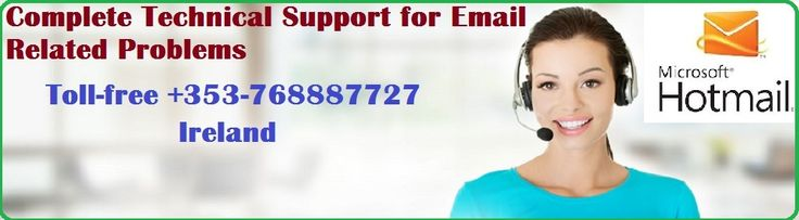 If you need any kind of aid related to Hotmail then you don't need to worry anymore because we are providing the best technical support services for Hotmail. We have the best technician's team in which every technician is highly educated. So don't be late just give a call at Hotmail Support Number Ireland +353-768887727, and get the best and instant solution by the professional technician.