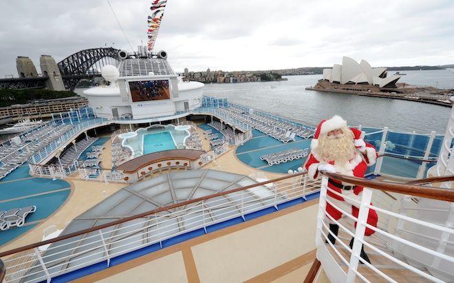 Christmas sails