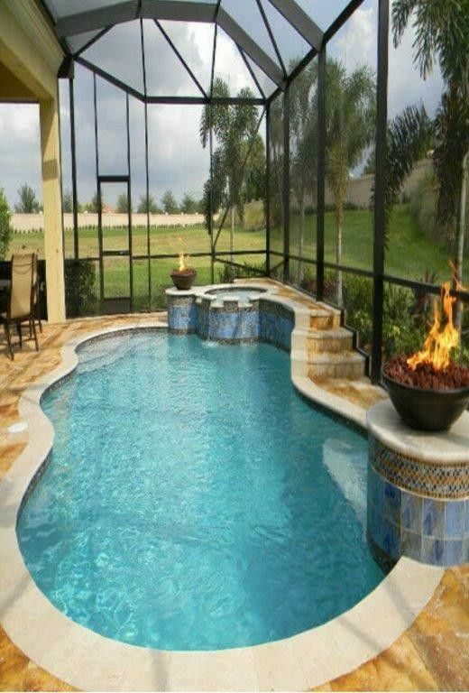 screened pool house ideas small indoor pool indoor swimming rh pinterest com