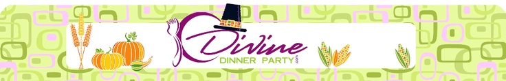 great blog with dinner party ideas {Divine Dinner Party}