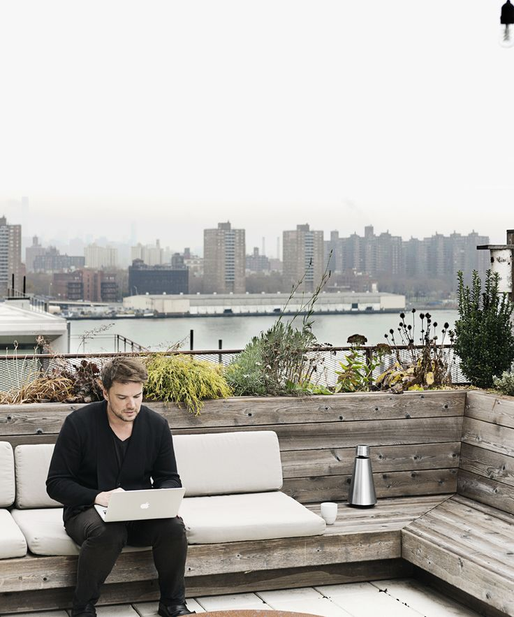 Renowned Danish architect and ideologist Bjarke Ingels invites us inside his private home, and shares his thoughts on architecture, technology and Bang & Olufsen. Read the full portrait on our website under stories.