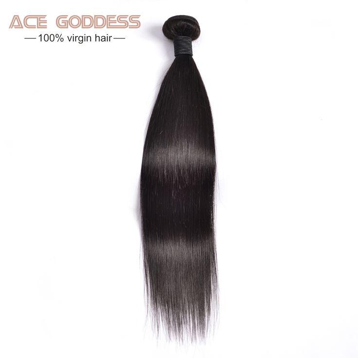 Brazilian Virgin Hair Straight Human Hair Bundles 1pcs Straight Virgin Hair ,8-30 Brazilian Straight Hair Weave Best