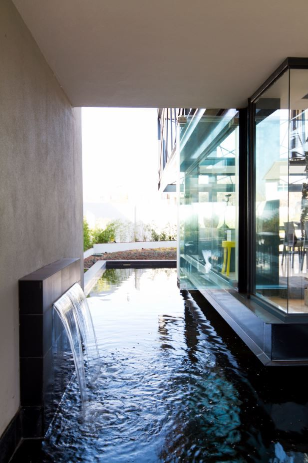 House Ber | Atriums | Nico van der Meulen Architects | M Square Lifestyle Design | #Atrium #Waterfeature #design #luxury #Architecture