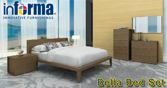 Bella bed set | informa.co.id