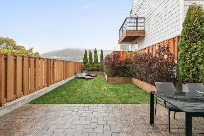 Bright and modern home design in San Francisco by Vaso Peritos Interior Design - CAANdesign | Architecture and home design blog