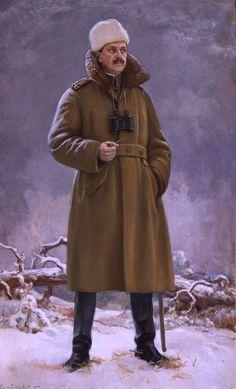 Kuvahaun tulos haulle eero järnefelt Presidentti Mannerheimin muotokuva