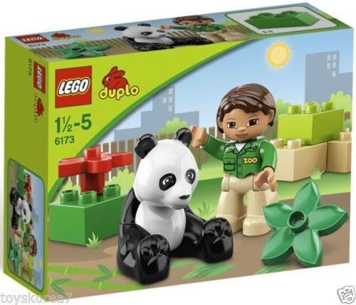 LEGO Duplo Pre-school 6173 Panda NEW Factory Sealed