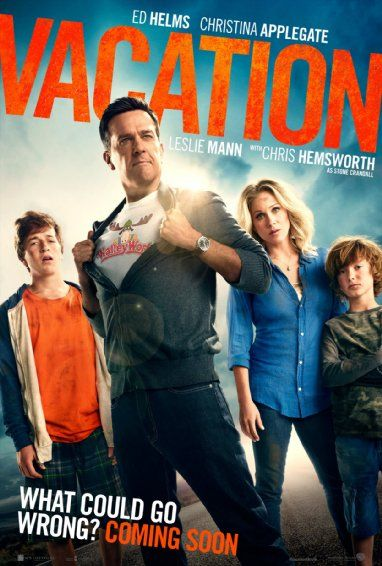 Review: VACATION - WIR SIND DIE GRISWOLDS - http://filmfreak.org/review-vacation-wir-sind-die-griswolds/