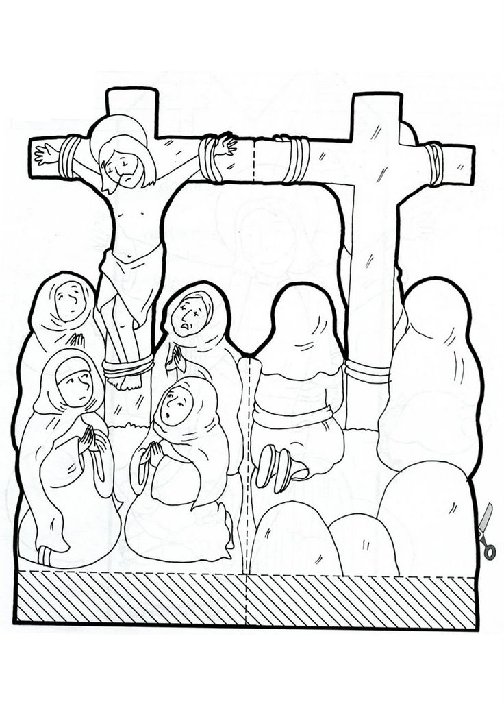 Christian Easter Coloring Pages For Preschoolers : 652 best bible coloring pages images on pinterest