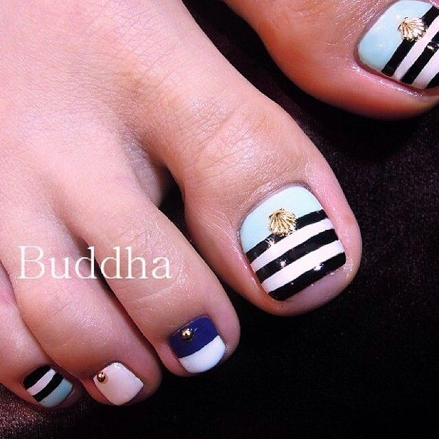Instagram photo by buddha_nail #nail #nails #nailart