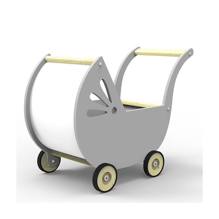 factoryforkidsWooden doll pram https://factoryforkids.com/en/home/1118-wooden-doll-pram.html Classic shape, a great decoration for every child's room. Solid and light, made of water resistant birch plywood. Safe: complies with safety of toys norms. Available in 3 colours: white, white-pink or white-grey. #woodentoys #wooden #toys #factoryforkids #f4k #baby #kids #babyroom #planeco #drewnianezabawki #koniknabiegunach #kidsroom #kidsstyle ##kidsfashion #kidsbabylove #kidstoys #woodenhorse…