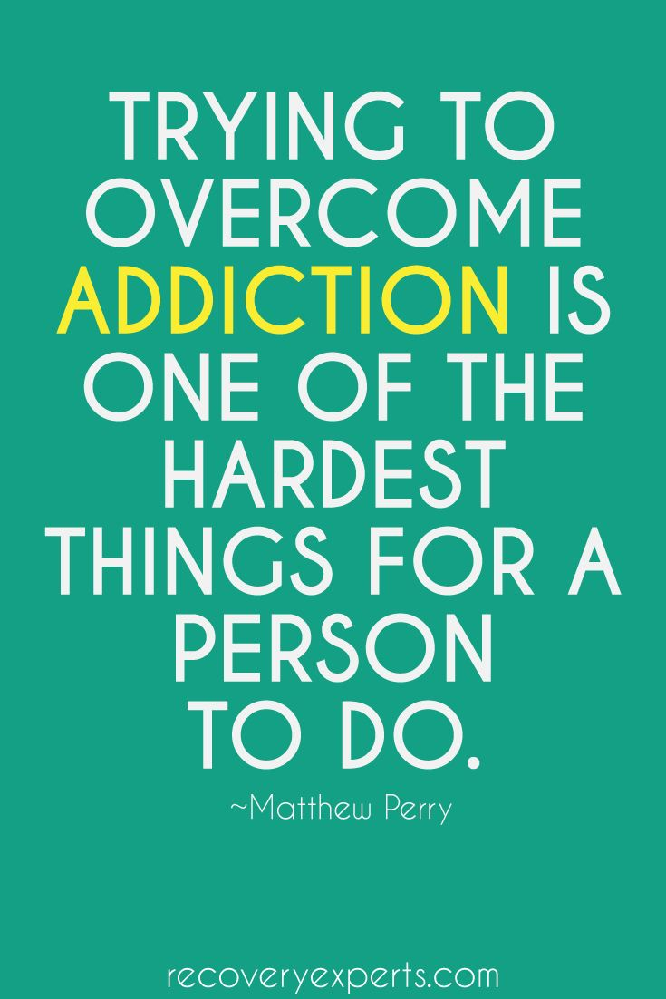 Quotes about addiction
