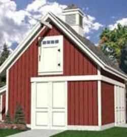17 best images about garage design on pinterest garage for Hobby barn plans