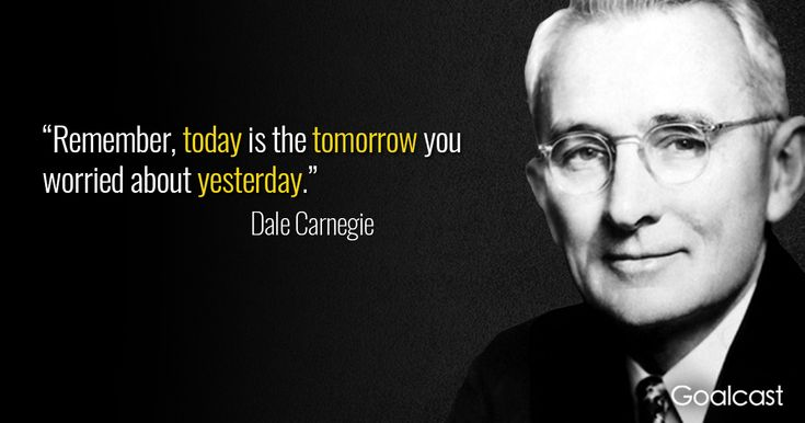 Dale Carnegie discovered the recipe for success and shared it. Here are 25 Dale Carnegie quotes to inspire you to keep trying and overcome your fears.
