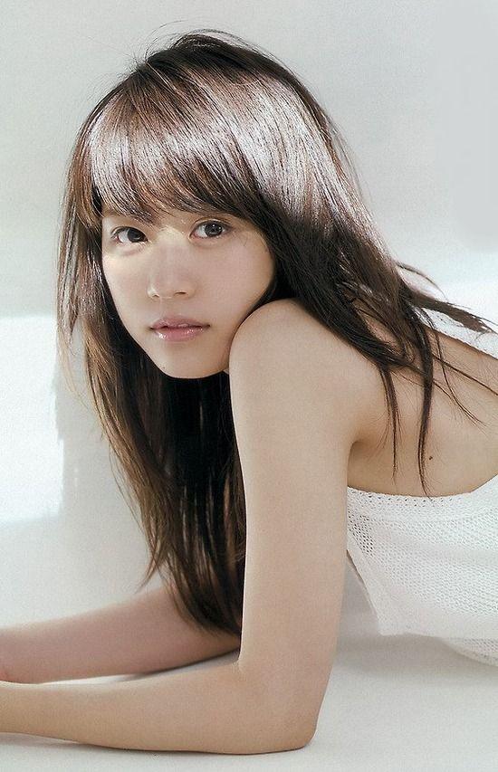 有村架純 Kasumi Arimura Japanese actress