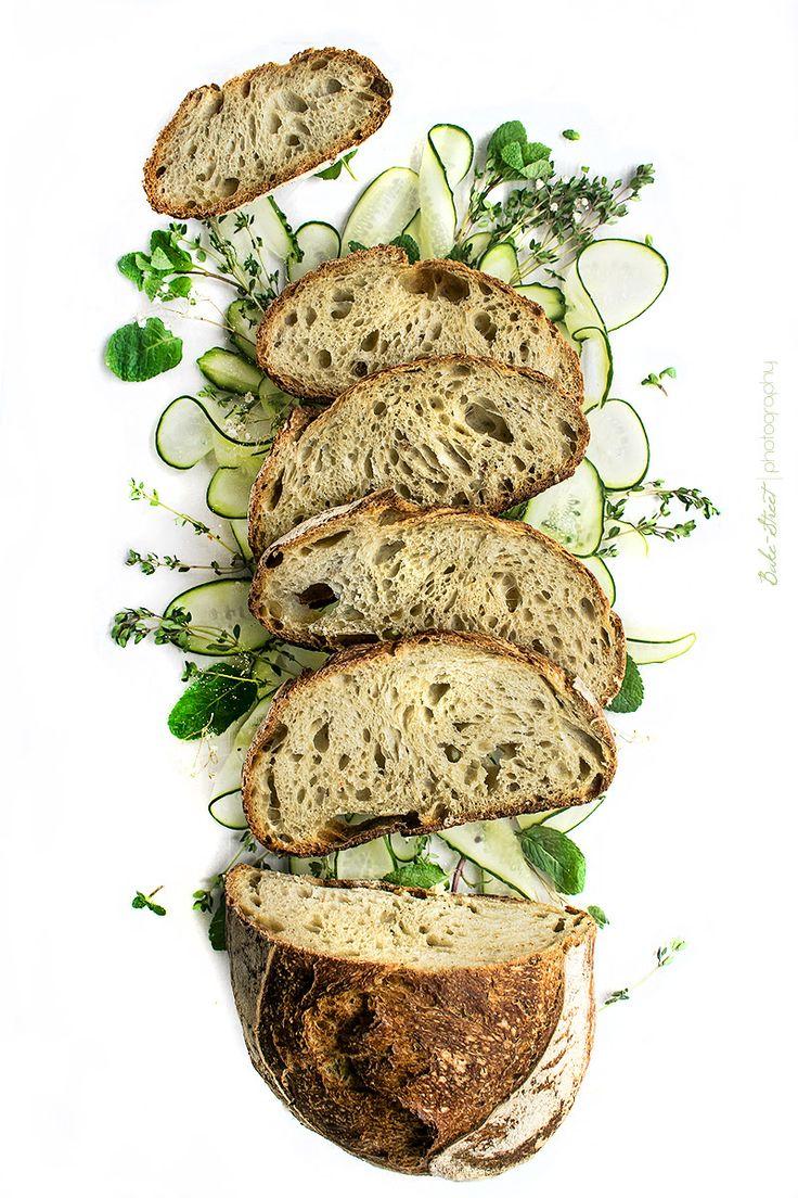 Pan de pepino y tangzhong - Bake-Street.com