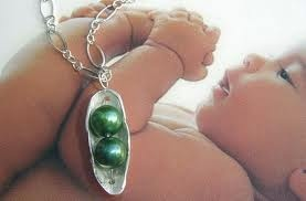 Mother jewellery is something that keep a baby busy :)