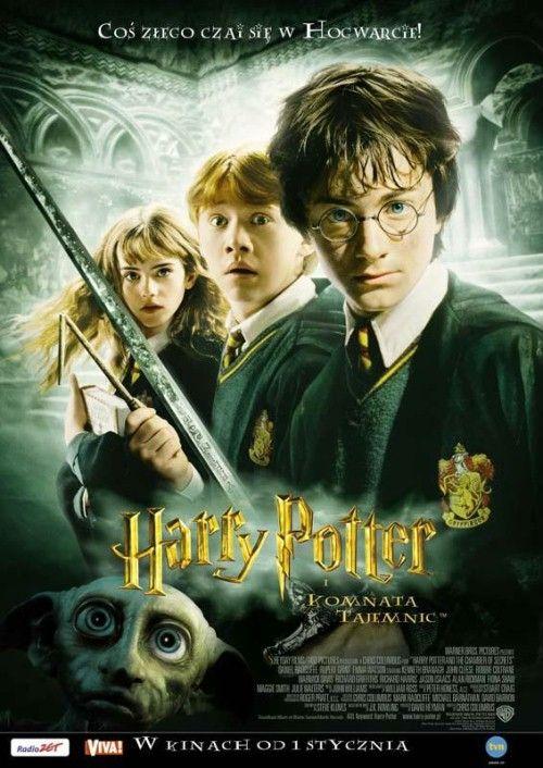 Harry Potter i Komnata Tajemnic / Harry Potter and the Chamber of Secrets (2002, Chris Columbus)