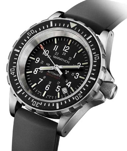Marathon GSAR Diver Automatik Uhr - Tritium Trigalight H3 in Uhren & Schmuck | eBay