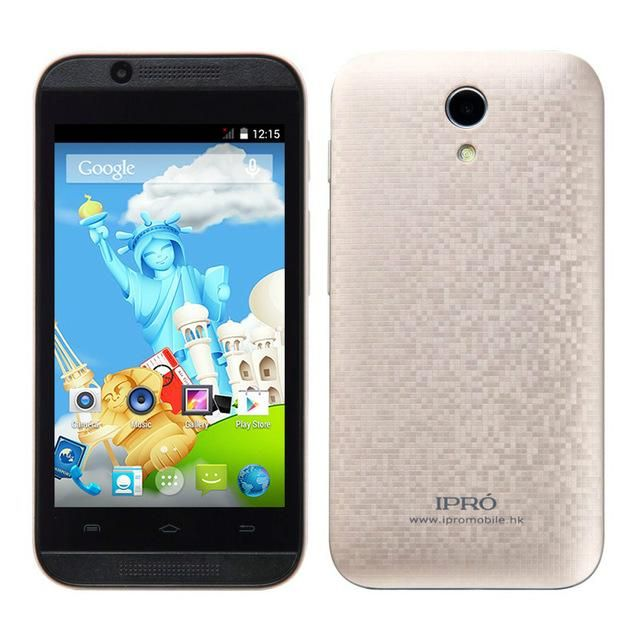 Original IPRO WAVE 4.0 512MB RAM 4GB ROM 4.0 Inch Unlocked Mobile Phone