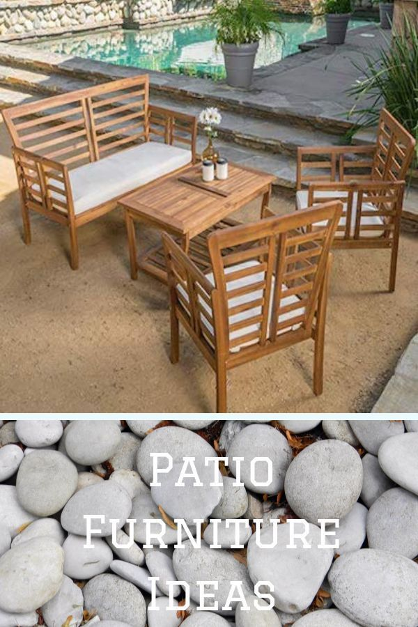 patio furniture ideas outdoor summer ideas home ideas in 2019 rh in pinterest com