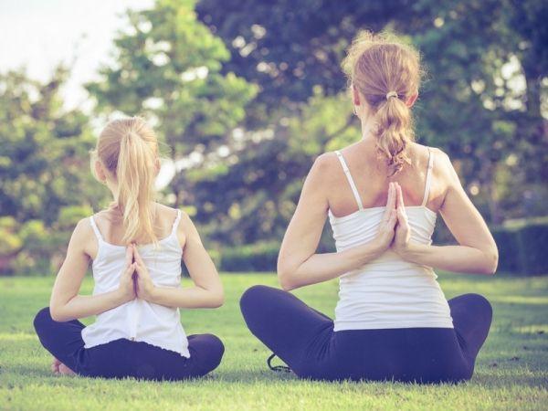 """""""Yoga per te e il tuo bambino"""", il libro di Mark Singleton"""