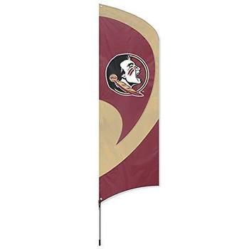 Florida State Seminoles Tall Team Feather Flag with Flagpole