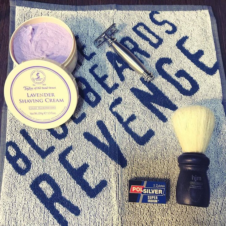 Wet Shaving Products!!! 💈🎩 #merkur #43c #safetyrazor #closedcomb #taylorofoldbondstreet #shavingcream #lavender #hjm #shavingbrush #boarbrush #polsilver #razorblades #thebluebeardsrevenge #flannel #wetshaving #shavingproducts #bestproducts
