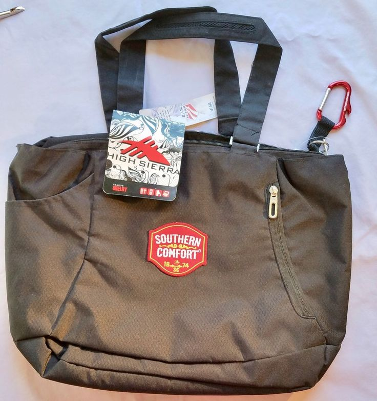 "High Sierra Southern Comfort Shelby Tote Bag T54075 15"" Laptop Carry Bag NWT #HighSierra #ToteBag"