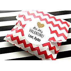 12 Heart Be My Valentine Stickers, Valentine's Party, Personalized Favors, Thank You Stickers, Goodie Bags, Class Party, Be Mine Labels
