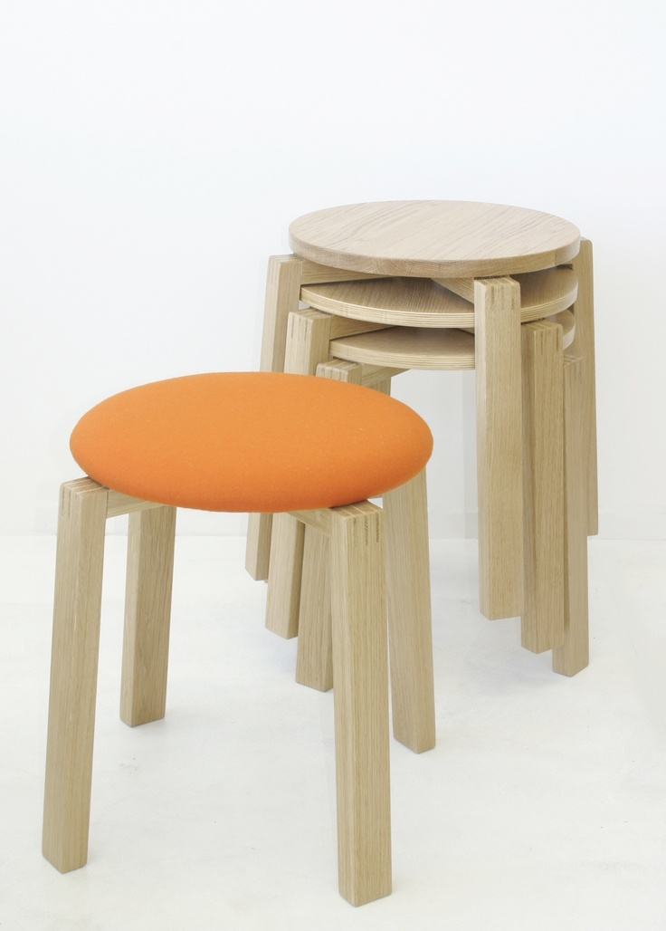 Kantti stools by Deka Design