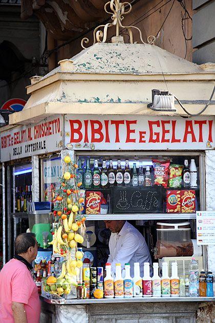 Bibite e Gelati Palermo