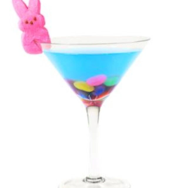 Hypnotic Easter Drink W Jelly Beans