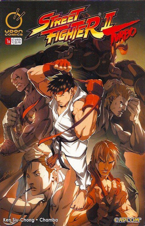 Street Fighter II Turbo 1B (2008 Udon Studios)    Street Fighter, Street Fighter II Turbo www.detoyboys.nl