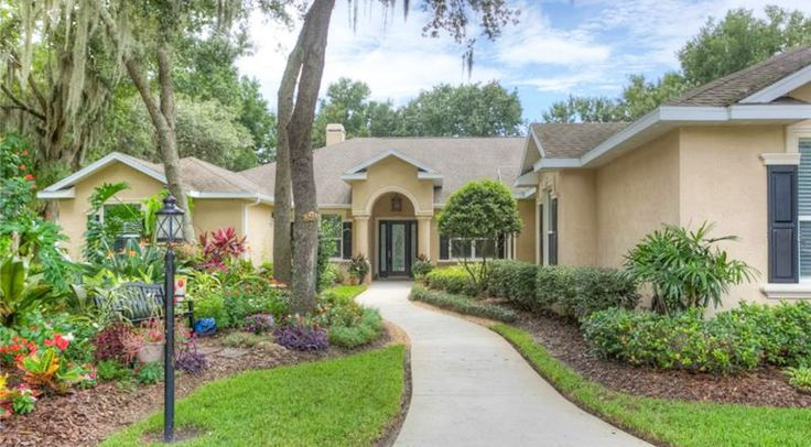 #Fish Hawk Trails Home For Sale | 6303 Wild Orchid Drive, Lithia, Florida 33547